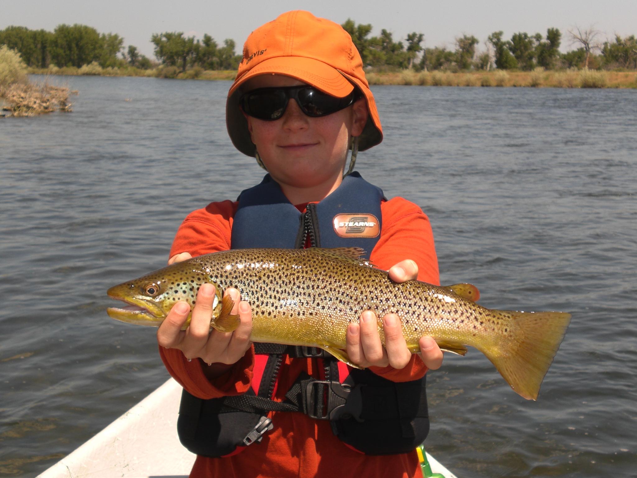 Future Bighorn River Guide