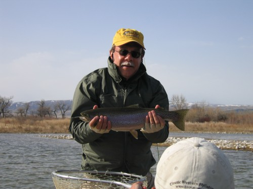 Bighorn river fly fishing macklin group 2008 montana for Bighorn river fly fishing